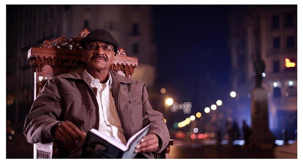 الكاتب والروائي المصري مكاوي سعيد