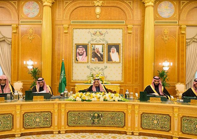 أول تعليق لمجلس الوزراء السعودي بعد مقتل علي عبد الله صالح في الرياض، السعودية 5 ديسمبر/ كانون الأول 2017