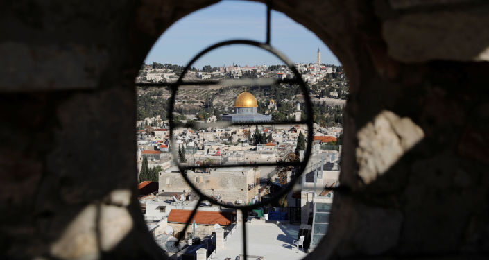 مدينة القدس ، 4 ديسمبر/ كانون الأول 2017