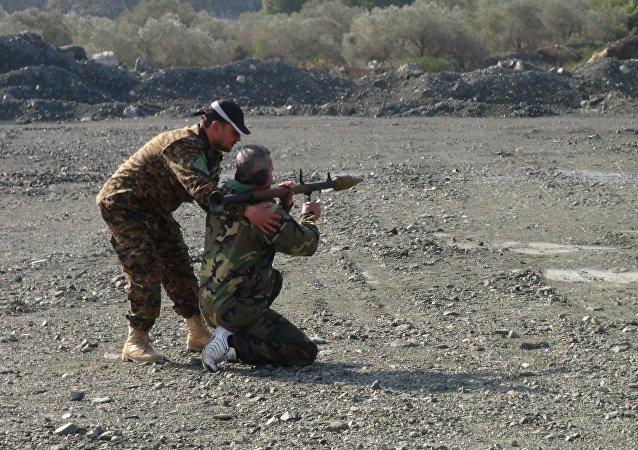 الدفاع الوطني يجهز مزيد من الوحدات الهجومية لحرب التطهير