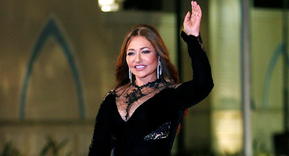 الممثلة المصرية ليلى علوي، خلال مهرجان القاهرة السينمائي الـ 39، مصر 21 نوفمبر/ كانون الأول 2017