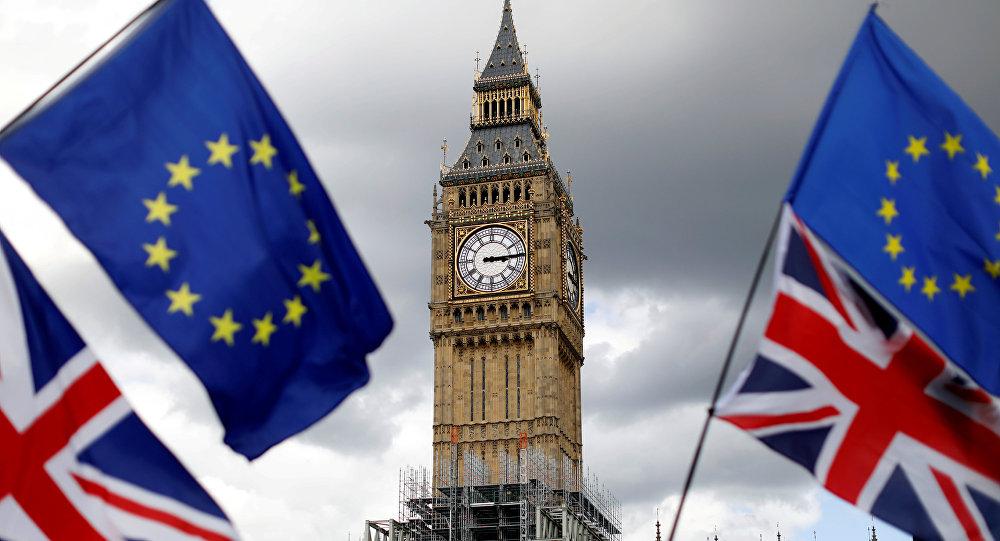 بريطانيا الإتحاد الأوروبي