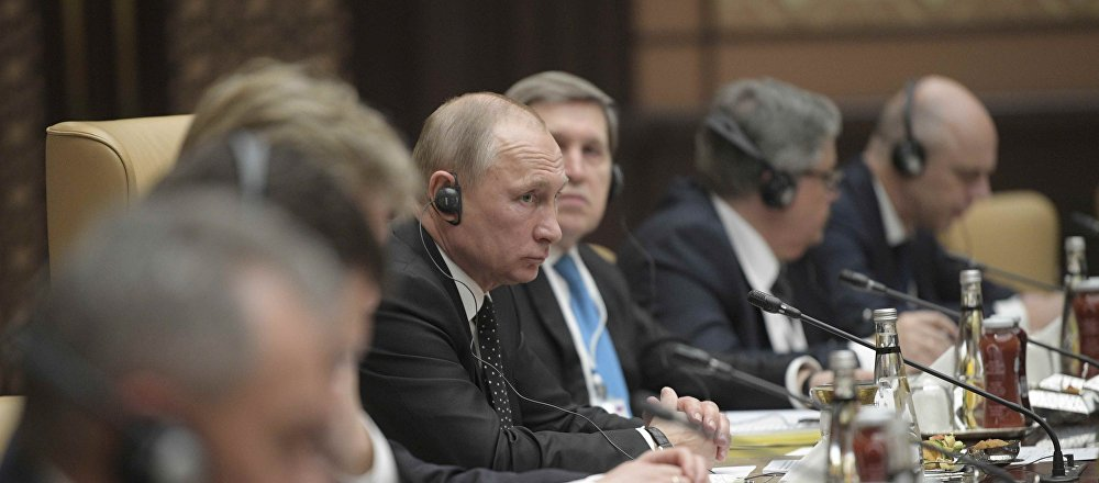 بوتين في تركيا
