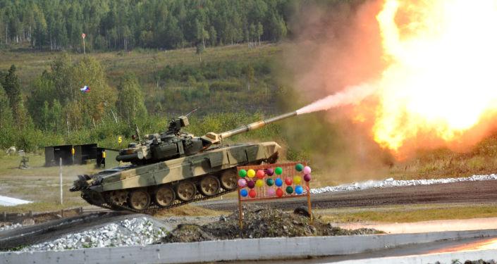 دبابة تي-90إس