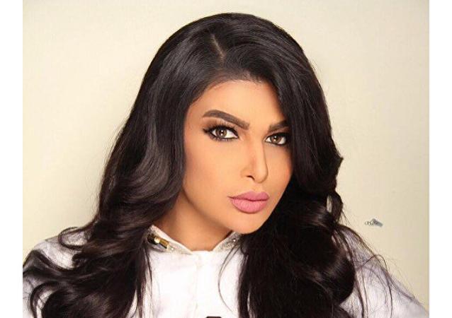 الممثلة البحرينية أميرة محمد