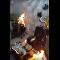 الضيوف يحرقون فتاة في عيد ميلادها في إيران