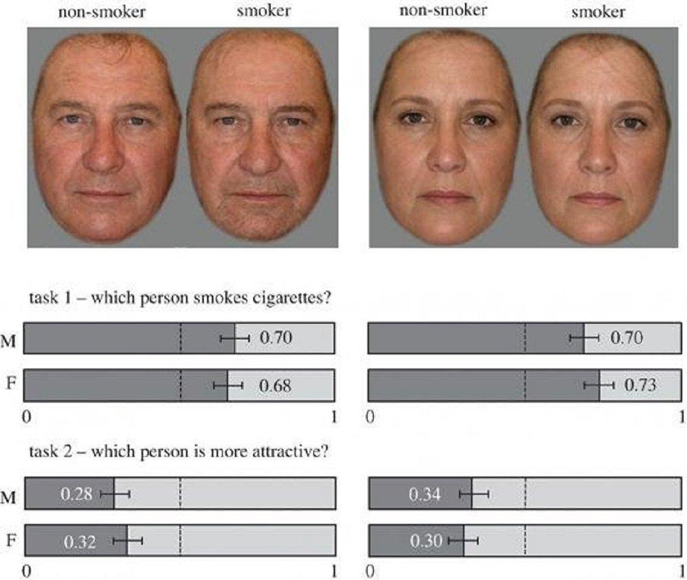 دراسة : التدخين يؤثر في الجاذبية