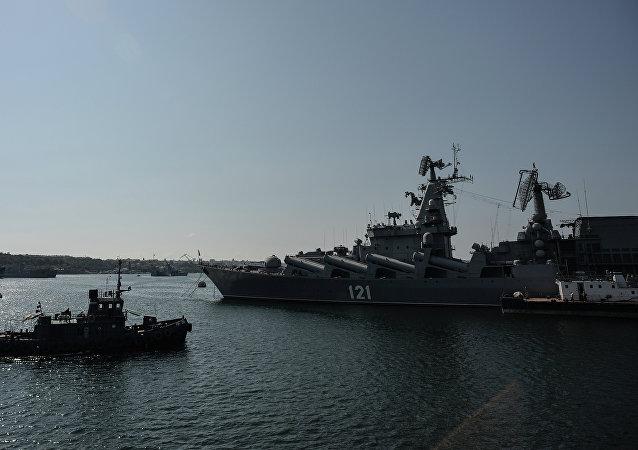 تقرير سبوتنيك: القاعدة البحرية الروسية في طرطوس