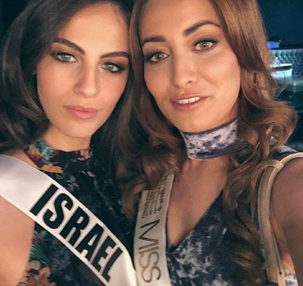 ملكة جمال العراق و ملكة جمال إسرائيل
