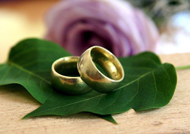 خواتم زواج