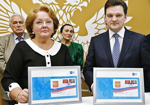 رئيسة لجنة الانتخابات المركزية، إيلا بامفيلوفا