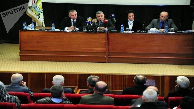 رئيس اتحاد الصحفيين السوريين: سورية نالت عضوية الاتحاد الدولي للصحفيين بعد معركة