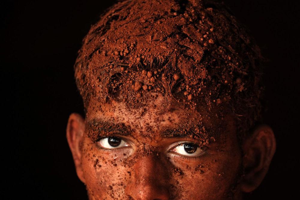 الهند - المصور ألان شريودر ضمن سلسلة صور الفائزة في فئة أفضل مصور رحالة لعام 2017