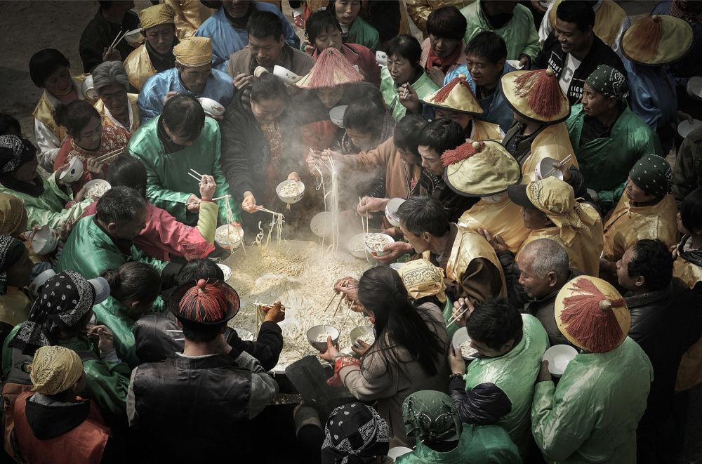 الصين - المصور جيانهوي الفائز في فئة الطعام - أفضل مصور رحالة لعام 2017