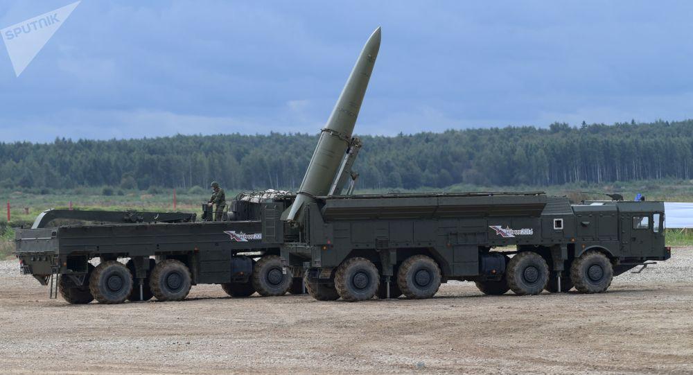 صاروخ إسكندر-إم