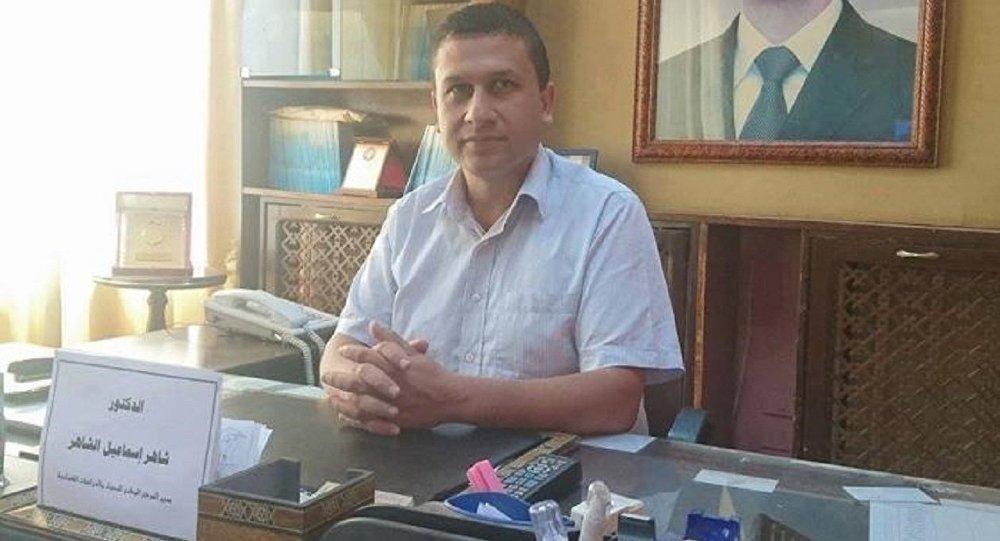 أستاذ العلاقات الدولية في جامعة دمشق الدكتور الباحث شاهر الشاهر رئيس تحرير مجلة دراسات عسكرية استراتيجية