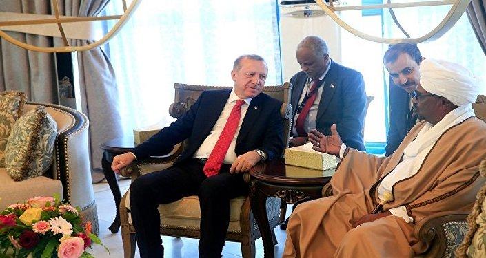 أردوغان والبشير