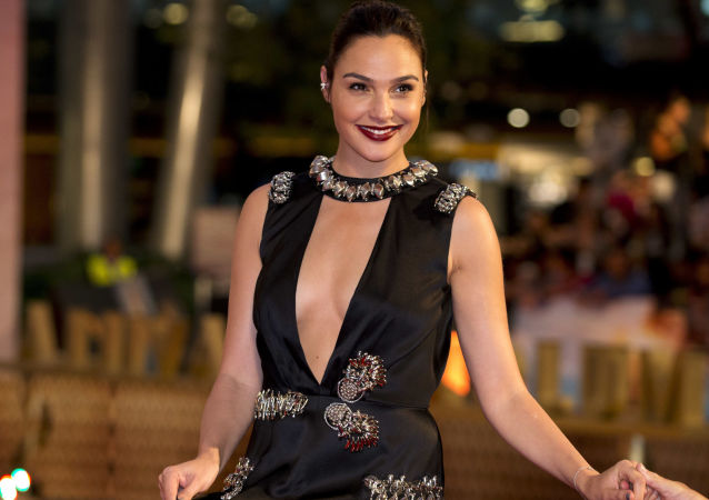 الممثلة غال غادوت