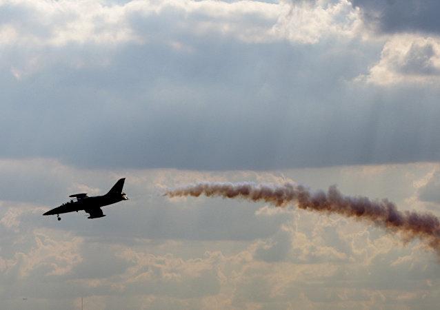 طائرة إل-39 ألباتروس التدريبية