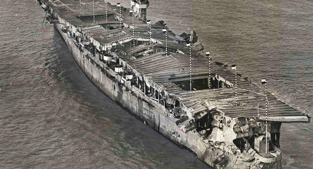 سفينة أمريكية في الحرب العالمية الثانية