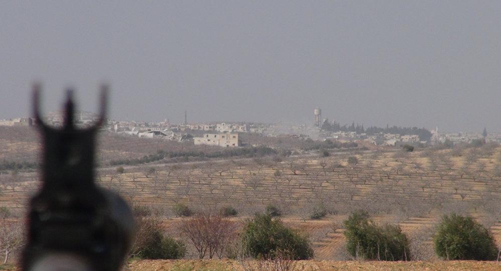 تحرير ناحية سنجار السورية
