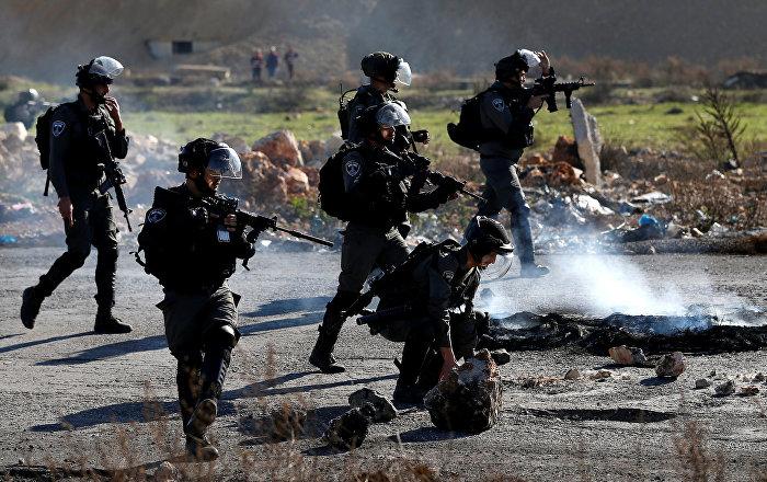 الجيش-الإسرائيلي-يقتل-فلسطينيا-بالرصاص-حاول-طعن-أحد-جنوده