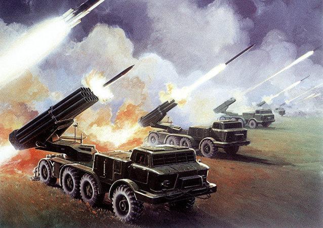 راجمات صواريخ