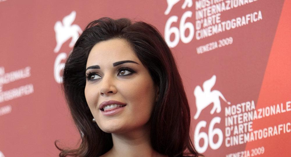 الممثلة اللبنانية سيرين عبد النور
