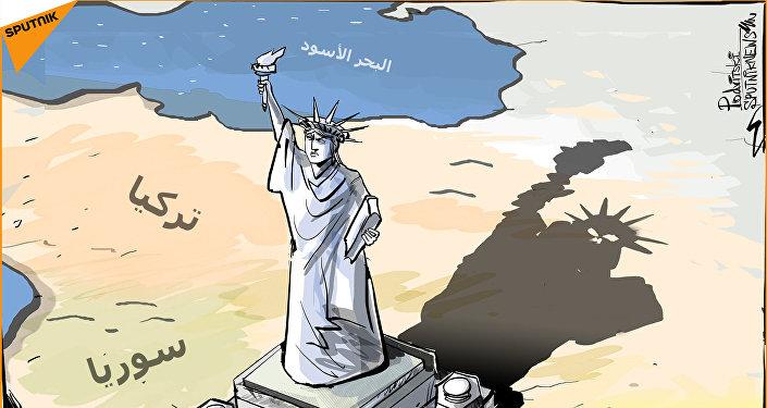 الولايات المتحدة وجيشها الجديد في سوريا