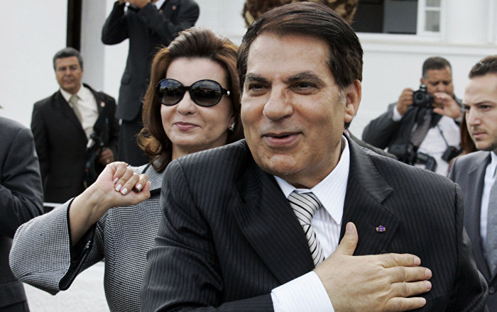 وكالة: نقل الرئيس التونسي السابق زين العابدين بن علي إلى مستشفى في السعودية
