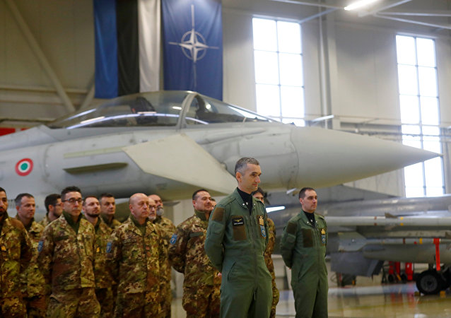 القوات الجوية الإيطالية