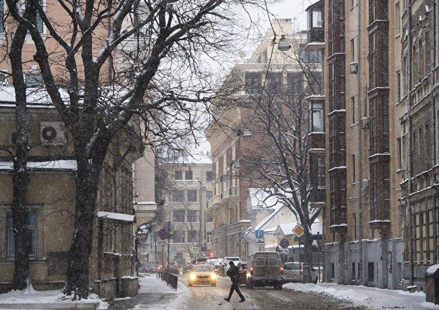 مدينة موسكو، روسيا