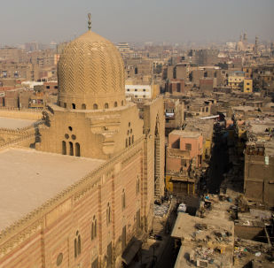 القاهرة القديمة، مصر
