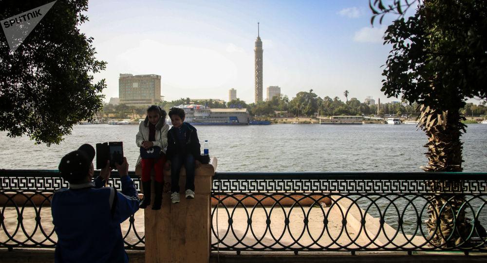 مدينة القاهرة، النيل، مصر