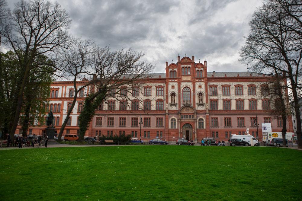 جامعة روستوك، ألمانيا