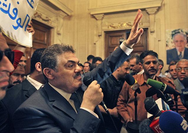 رئيس حزب الوفد سيد البدوي
