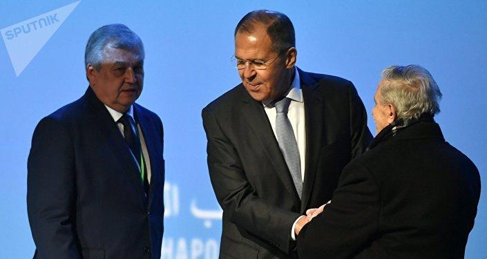 مؤتمر الحوار الوطني السوري في سوتشي