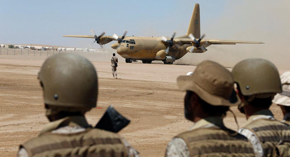 جنود من الجيش السعودي في مأرب