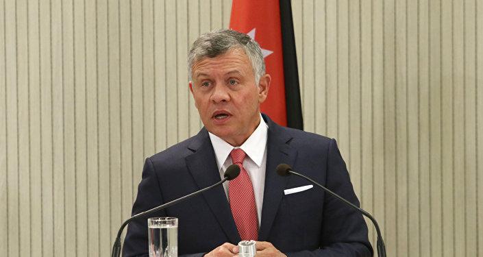 عبد الله الثاني ملك الأردن
