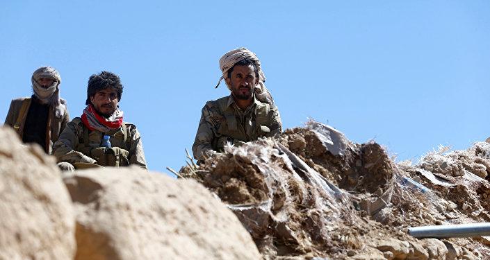 جنود في الجيش اليمني