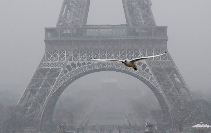 السلطات-الفرنسية-تغلق-برج-إيفل