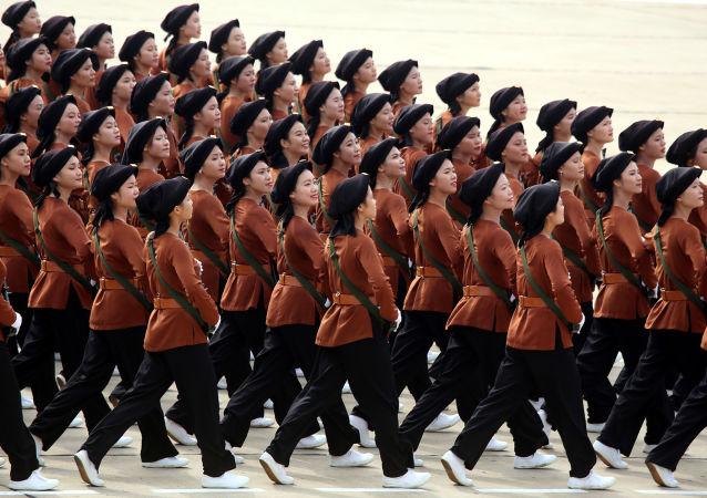 عرض عسكري في هانوي بمناسبة الذكرى الـ 70 ليوم الاستقلال في فيتنام 2 سبمتمبر/ أيلول 2015