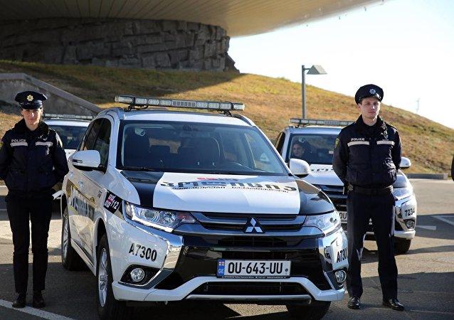 شرطة جورجيا