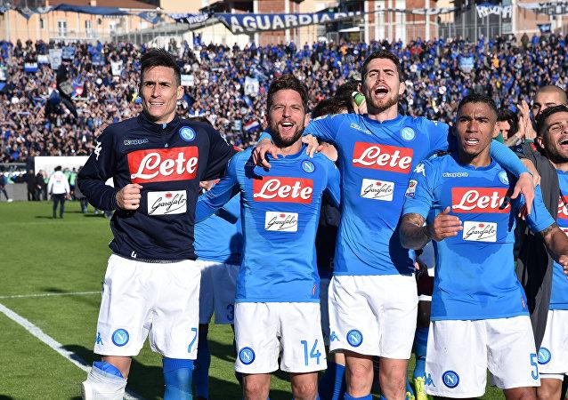 فريق نابولي الإيطالي