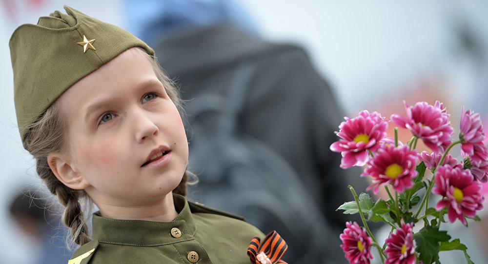 طفلة روسية - أرشيفية