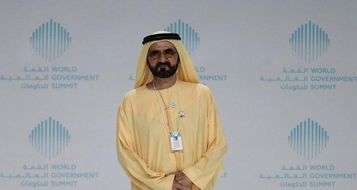 حاكم دبي محمد بن راشد