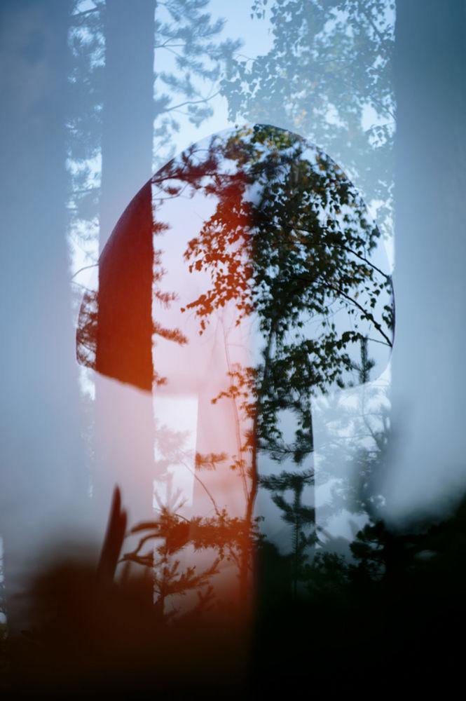 المهرجان الخامس للتصوير بيرفوزدانايا روسيا - صورة بعنوان أرواح المستنقع للمصور أليكسي فولكوف