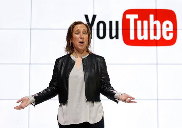 مديرة يوتيوب سوزان ووغسيكي