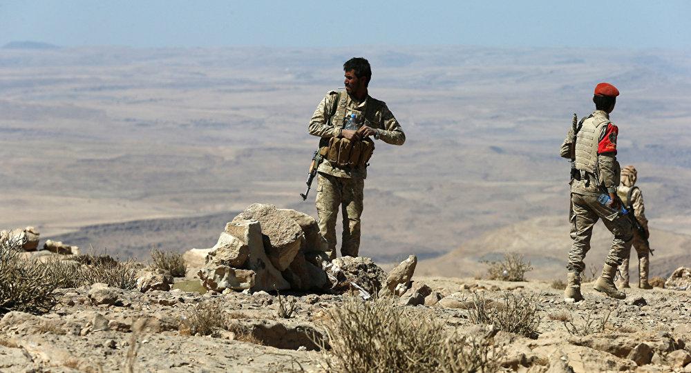 جنود يمنيين