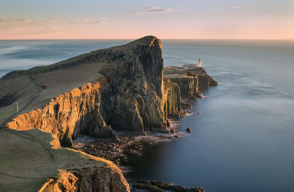 جزيرة سكاي في اسكتلندا
